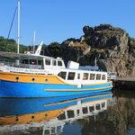 bateau restaurant Les Copains d'à bord