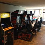 Arcade and billboards room