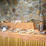 (parte del) Buffet colazione