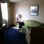 Sitting room in room 4035