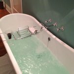 Glorious (and enormous) tub