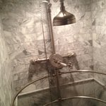 Ribcage Shower