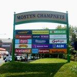 Mostyn Champneys Retail Park