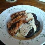 Belly pork & black pudding