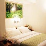 Sample bed room