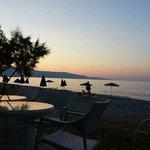 Фотография Taverna Maleme Beach Bar
