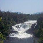 Bakers Brook Falls