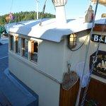 Billede af Wharfside Bed and Breakfast Aboard the Slowseason
