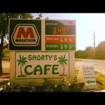 Shorty's Cafe MM98