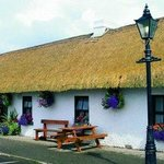 Ireland's oldest family run traditional thatched pub.