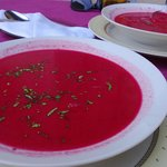 Starter: Borsch Soup