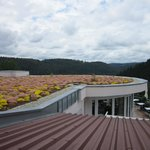 Aussicht Zimmer 210 vom Balkon