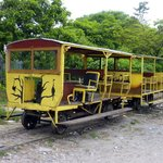 The train that transports you to Cuero y Salado