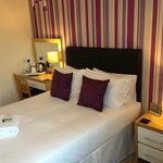 Newly refurbished double en-suite