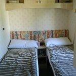 Twin room (2 of them, both similar)