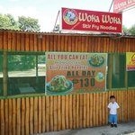 Woka Woka Restaurant is a simple relaxing place for all to enjoy good food at great prices
