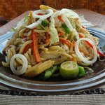 Mongolian Stir Fried Noodles all you can eat