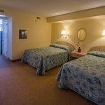 Bedroom. 2 Double Beds