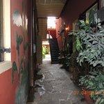 Inner Hallway Oliver House