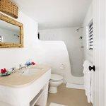 Sea View Cottage Bathroom