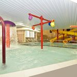 Indoor Pool and Water Park