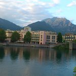 NH lecco hotel ... back side