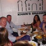 Khan's Brasserie