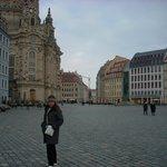Dresden é fenomenal.
