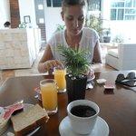 desayuno basico