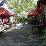 Photo of Red Lantern House West Yard