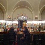 Americky Bar at the Municipal House