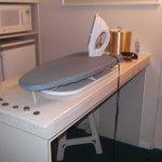 classic ironing board