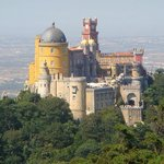 Private Sightseeing Tour to Sintra, Pena Palace