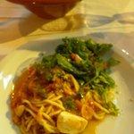 Spaghetti Bettola