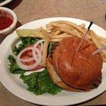 Beefalo burger