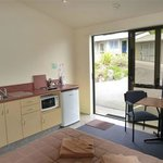 Kitchenette facilities - studio