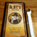 Foto de Rudy's Restaurant