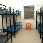 The dormitory.