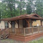Notre cottage!
