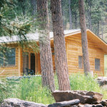 Pine Rest Cabins near Mt. Rushmore, Crazy Horse, Custer State Park and the Mickelson Trail