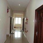 The corridor
