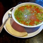 Amazing South of the Border Chicken Soup- a taste experience!