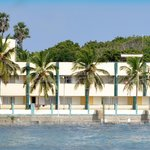 the only sea view resort in rameswaram