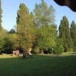 jardin soigné a 2 pas de la Loire!