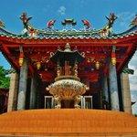 Tua Pek Kong Temple. Oldest Taosit temple in Sarawak.