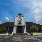 Old Courthouse at Kuching Waterfront.