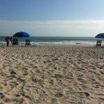 private access beach