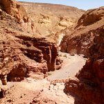 Red Canyon Foto