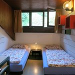 "Bellinzona Youth Hostel ""Villa Montebello"": Twin Room"