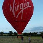 Virgin Balloon Flights - Shieldhill Castle, Nr Biggar and Lanark